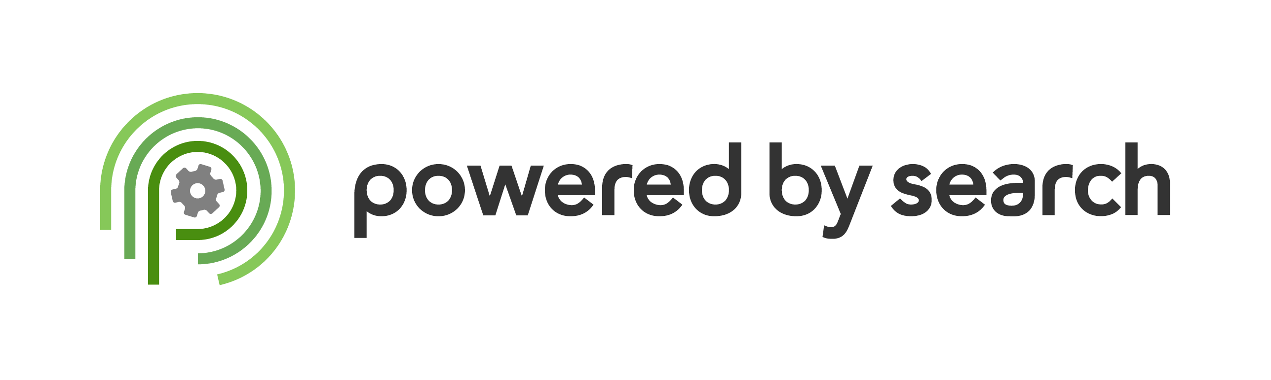 Powered by Search logo