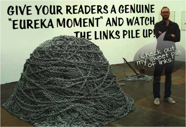Check out my sweet pile of links