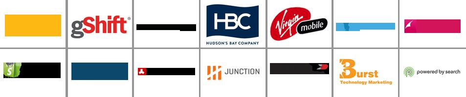 InboundCon Logo Wall