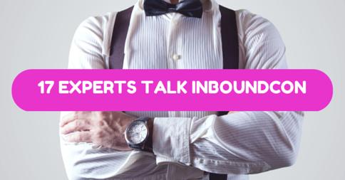 17 Experts Talk InboundCon 2014