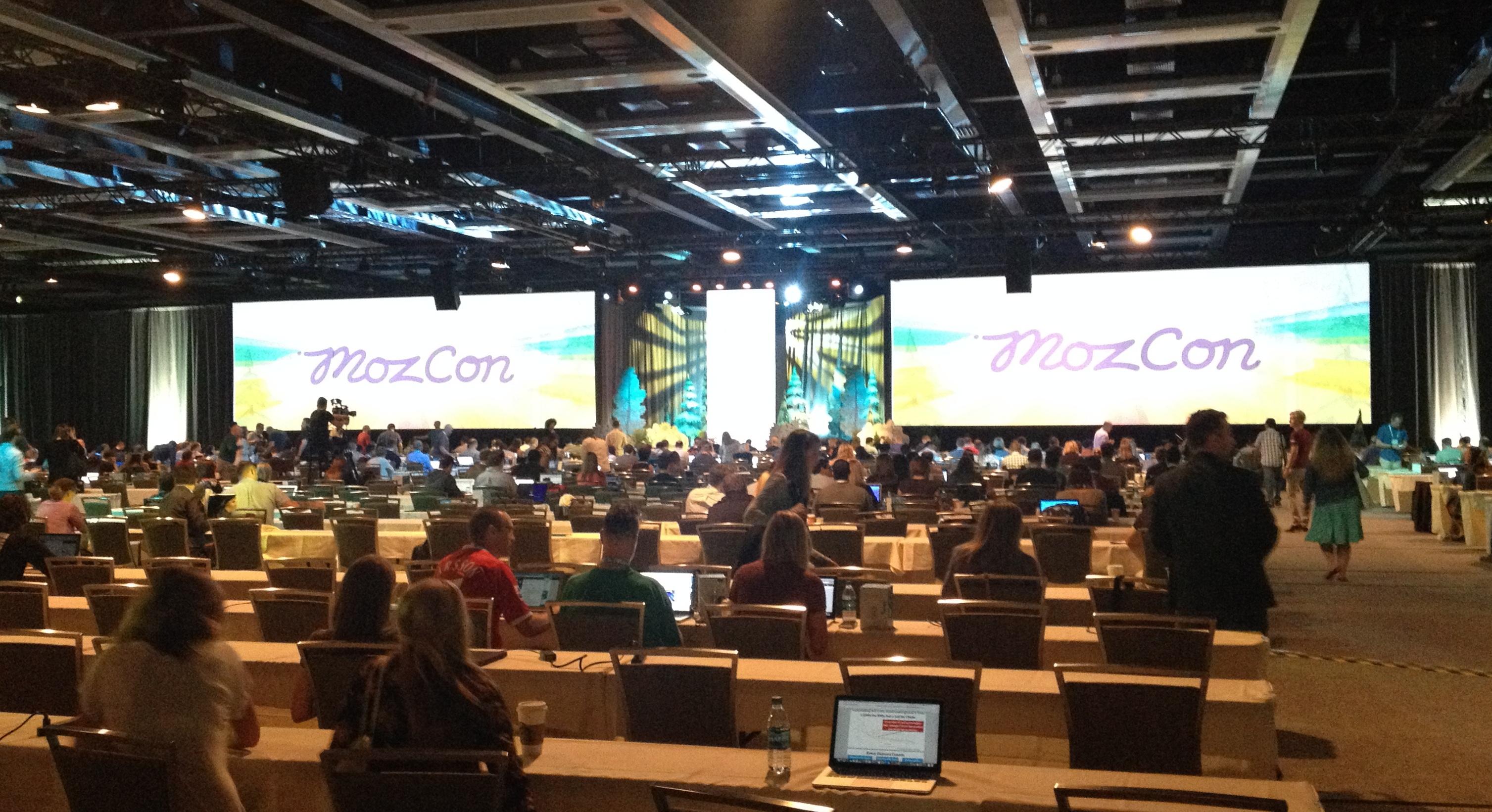 MozCon 2015