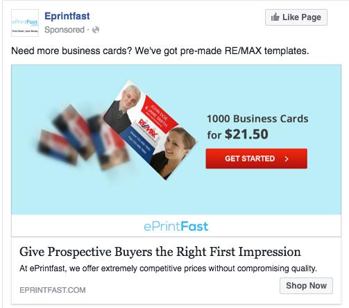 ePrintFast new creative