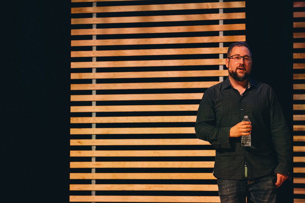 jeff goldenberg at inboundCon 2016