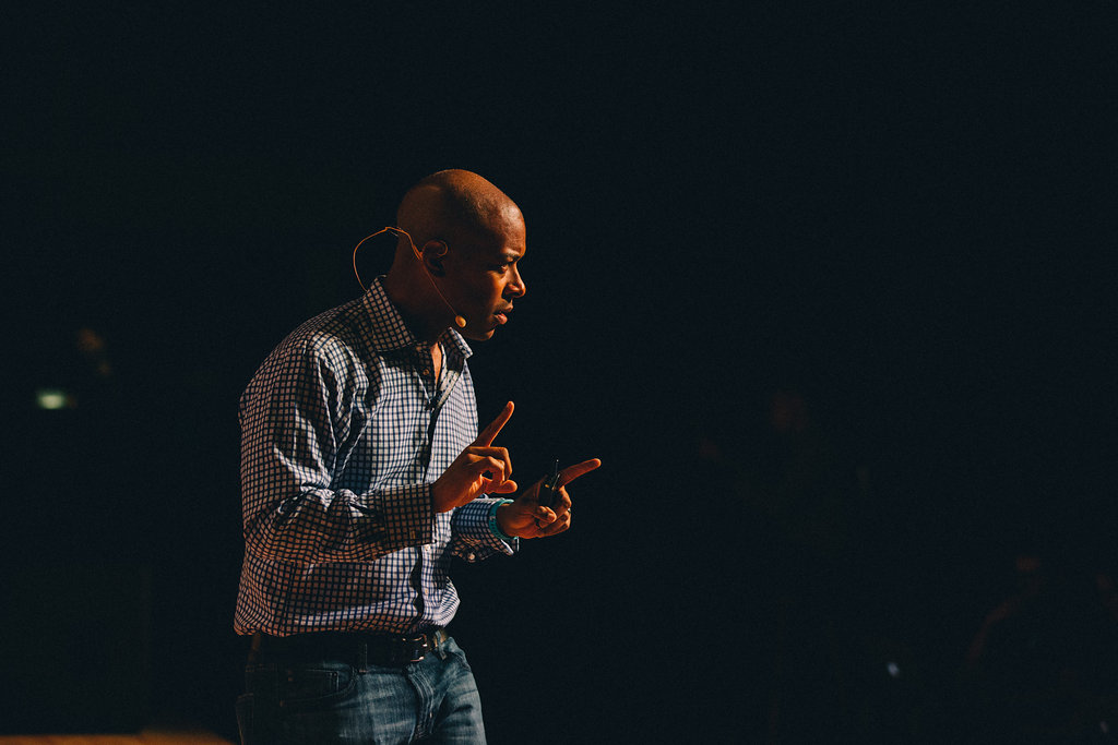 Wil Reynolds at InboundCon 2016