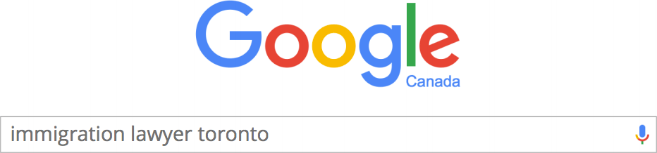 google search input