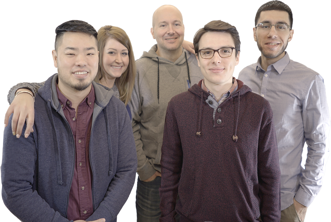 Design & Development Team - Powered by Search