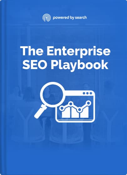 Download the Enterprise SEO Playbook