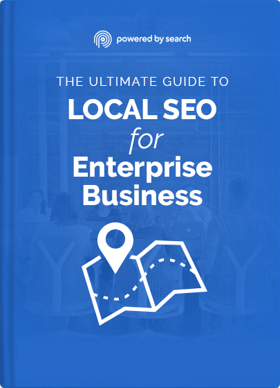 "Download ""The Ultimate Guide To Local SEO For Enterprise Business"""