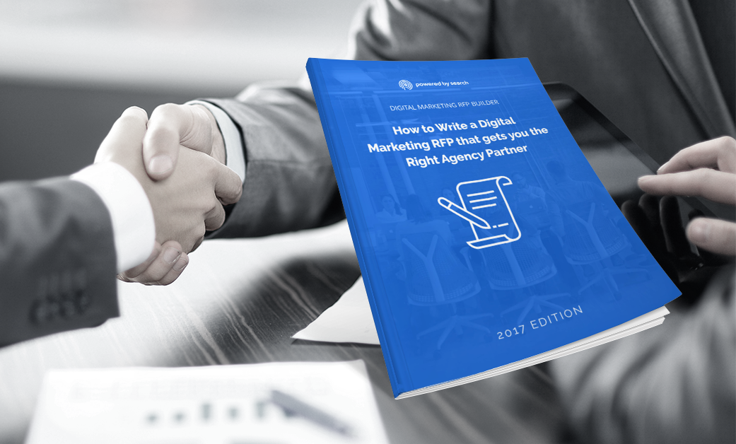 Digital Marketing RFP Template to Hire a Digital Agency (2017)