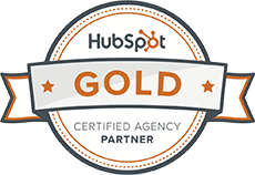Hubspot Gold Certified Agency Partner