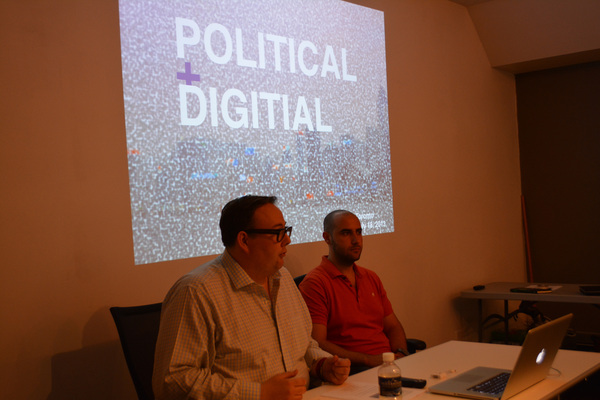 #InboundTO Win Political Campaigns with Digital Marketing - Chad Rogers and Michael Edwards