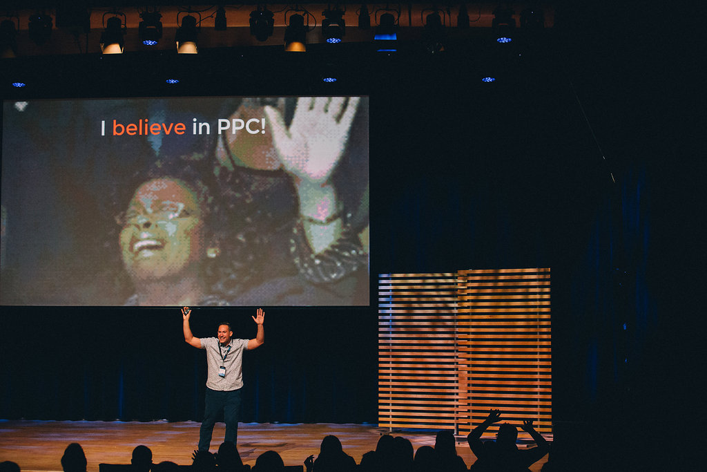 matthew hunt at inboundcon 2016