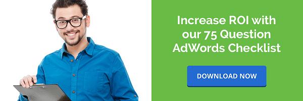 75 Question AdWords Checklist