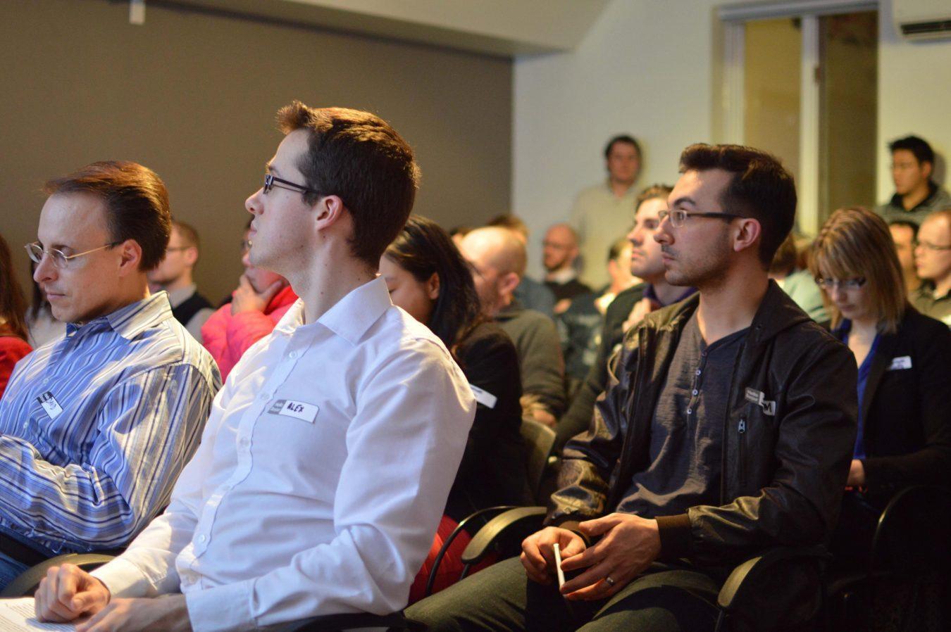 Inbound Marketing Toronto meetup on social media marketing