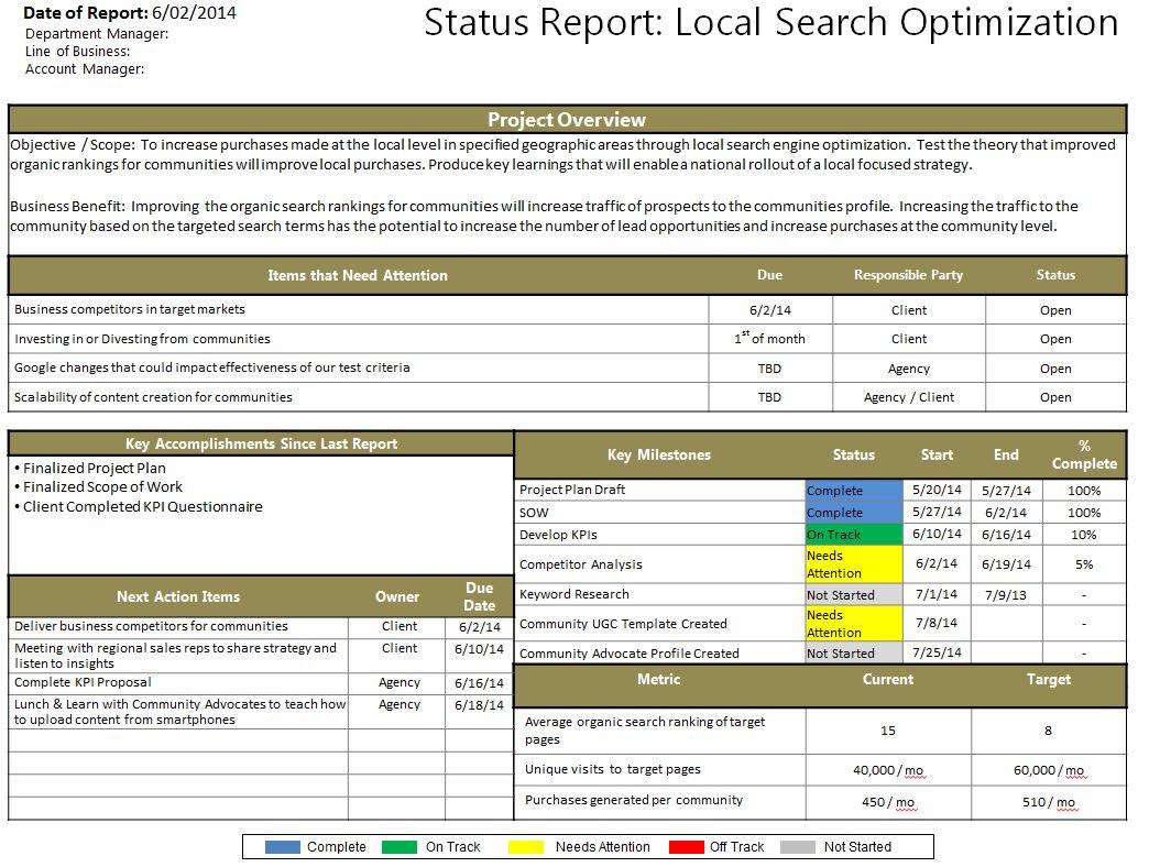 local-search-status-report