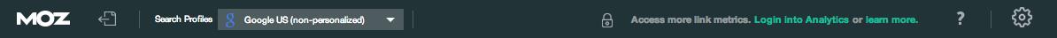 mozbar v3 serp toolbar
