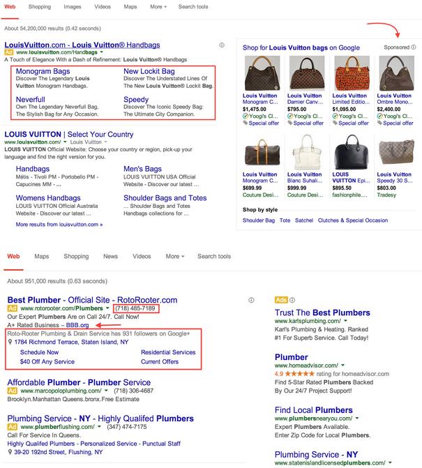 Enhanced Ad Example