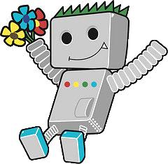 Robots TXT Mascot
