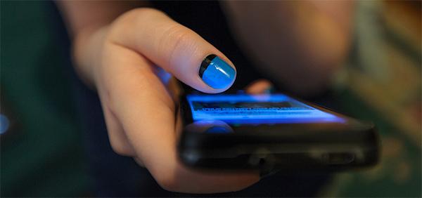 Shopping via mobile app