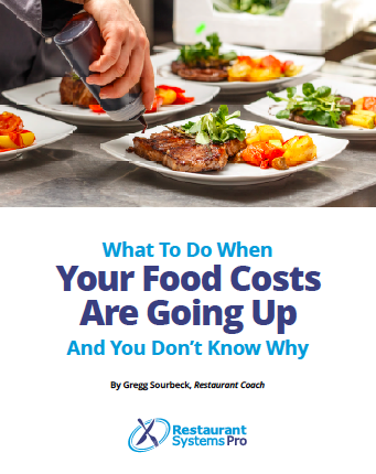 What to Do When Your Food Costs Are Going Up and You Don't Know Why